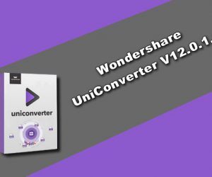 Wondershare UniConverter 12.0.1.2 Torrent
