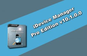 iDevice Manager Pro Edition v10.1.0.0
