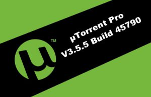 µTorrent Pro v3.5.5 Build 45790