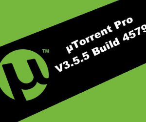 µTorrent Pro v3.5.5 Build 45790