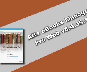 Alfa eBooks Manager Torrent