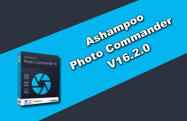 Ashampoo Photo Commander 2020 Torrent