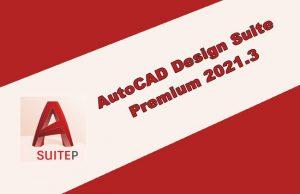 AutoCAD Design Suite Premium 2021.3
