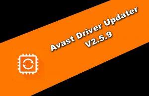 Avast Driver Updater V2.5.9 Torrent