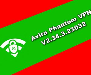 Avira Phantom VPN v2.34.3.23032
