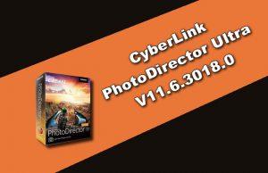 CyberLink PhotoDirector Ultra v11.6.3018.0 Torrent