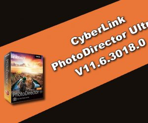 CyberLink PhotoDirector Ultra v11.6.3018.0 Torrent