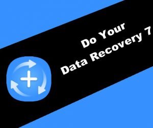 Do Your Data Recovery 7.6 Torrent