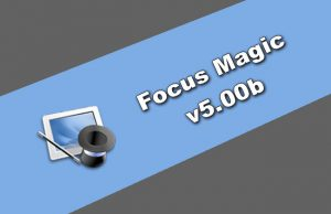 Focus Magic v5.00b Torrent
