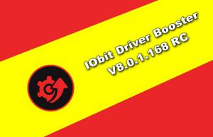 IObit Driver Booster v8.0.1.168 RC