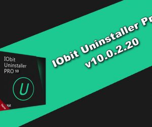 IObit Uninstaller Pro v10.0.2.20 Torrent