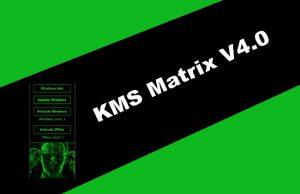KMS Matrix v4.0