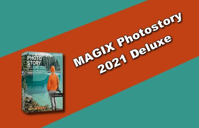 MAGIX Photostory 2021 Deluxe Torrent
