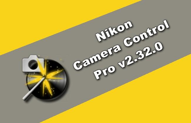 Nikon Camera Control Pro v2.32.0