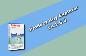 Nsasoft Product Key Explorer v4.2.6.0