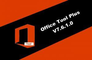 Office Tool Plus v7.6.1.0 Torrent