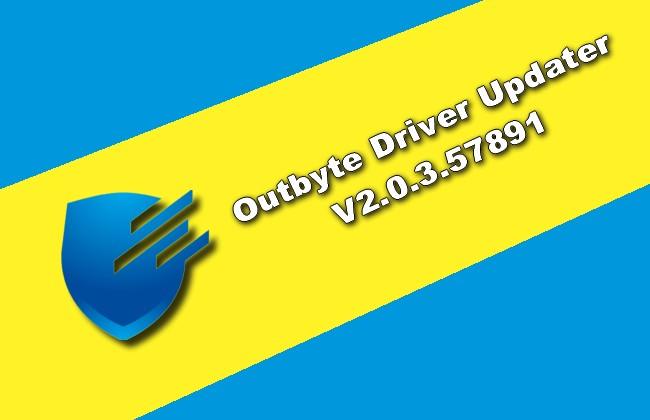 Outbyte Driver Updater v2.0.3.57891