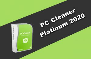 PC Cleaner Platinum 2020 Torrent