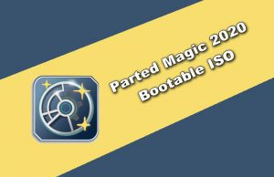 Parted Magic 2020 Bootable ISO
