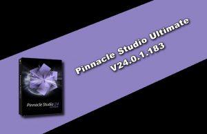 Pinnacle Studio Ultimate 24.0.1.183 Torrent