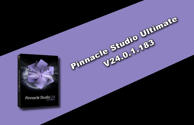 Pinnacle Studio Ultimate 24.0.1.183 Torrent
