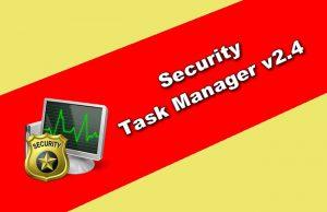 Security Task Manager v2.4 Torrent