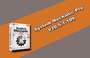 System Mechanic Pro v20.5.1.109 Torrent