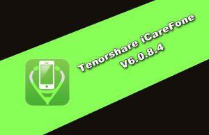 Tenorshare iCareFone v6.0.8.4 Torrent