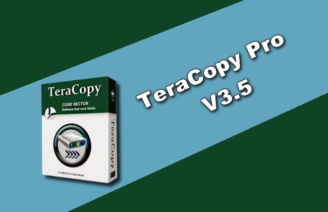 TeraCopy Pro v3.5 Torrent