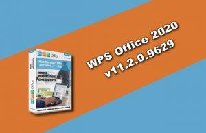 WPS Office 2020 v11.2.0.9629