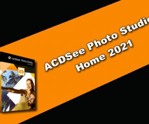 ACDSee Photo Studio Home 2021
