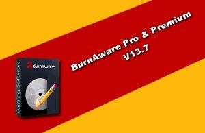 BurnAware Pro Premium 13.7 torrent