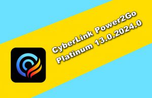 CyberLink Power2Go Platinum 13.0.2024.0