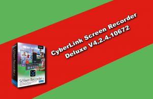 CyberLink Screen Recorder Deluxe 4.2.4.10672