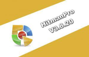 HitmanPro 3.8.20 Torrent