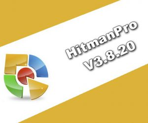 HitmanPro 3.8.20 Torrent
