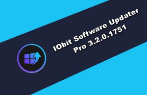 IObit Software Updater Pro 3.2.0.1751
