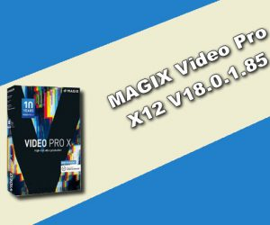MAGIX Video Pro X12 v18.0.1.85