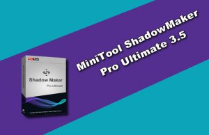 MiniTool ShadowMaker Pro Ultimate 3.5