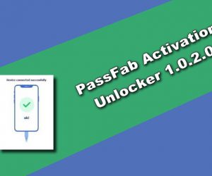 PassFab Activation Unlocker 1.0.2.0