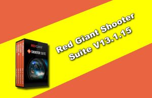 Red Giant Shooter Suite 13.1.15 Torrent
