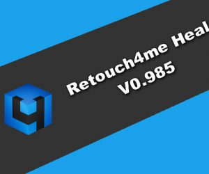 Retouch4me Heal v0.985 Torrent