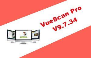 VueScan Pro 9.7.34 Torrent
