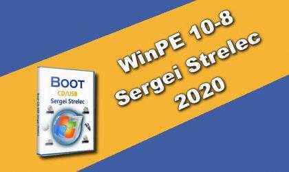 WinPE 10-8 Sergei Strelec 2020