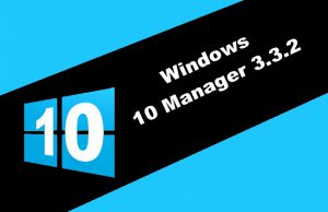 Windows 10 Manager 3.3.2 Torrent