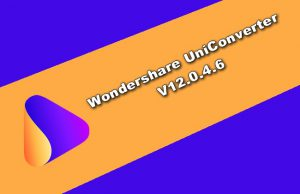 Wondershare UniConverter 12.0.4.6 Torrent