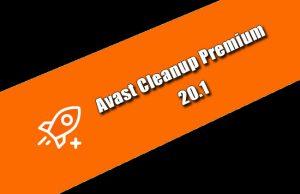 Avast Cleanup Premium 20.1 Torrent