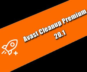 Avast Cleanup Premium 20.1 Torrent
