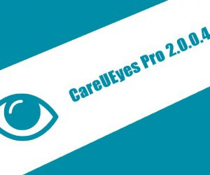 CareUEyes Pro 2.0.0.4 Torrent