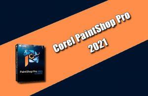 Corel PaintShop 2021 Torrent